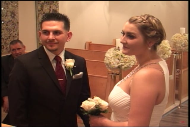 The Wedding of Robert and Chelsey February 14, 2016 @ 1pm