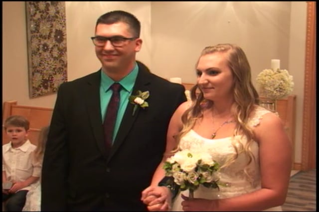 The Wedding of Steven and Melissa February 14, 2016 @ 11am