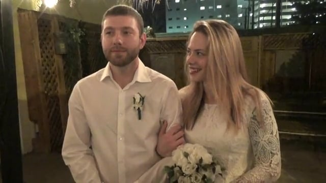 The Wedding of Jacob and Korrine February 29, 2016 @ 7:30pm