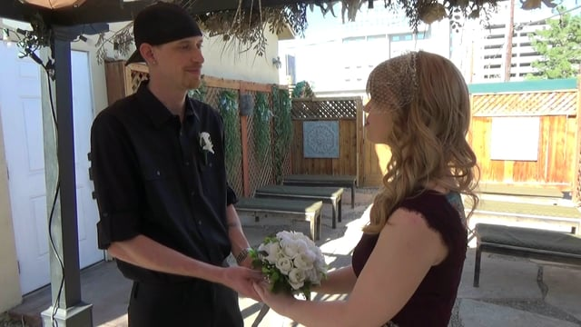The Wedding of Brian and Kari February 29, 2016 @ 2pm