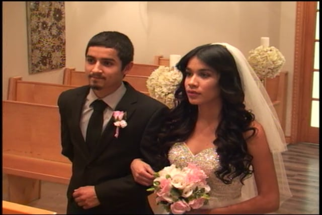 The Wedding of Daniel and Alejendra March 27, 2016 @ 6pm