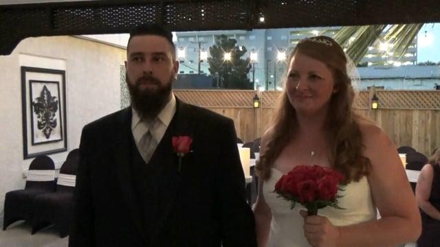 The Wedding of Matt and Lee June 26, 2016 @ 8pm