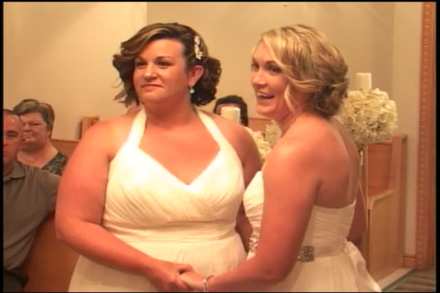 The Wedding of Courtney and Sara June 26, 2016 @ 5pm
