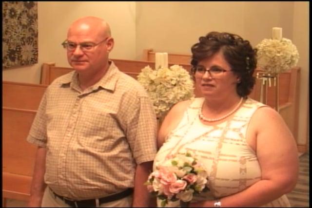 The Wedding Vow Renewal of Wayne and Tina July 7, 2016