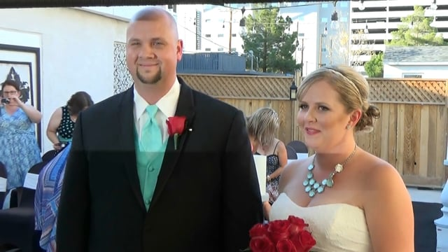 The Wedding of Jason and Michelle July 25, 2016 @ 6pm