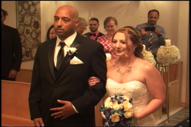 The Wedding of David and Bridgette July 24, 2016 @ 7pm