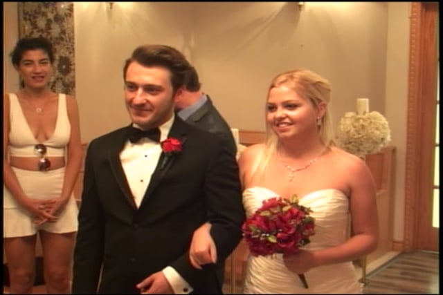 The Wedding of Melih and Kimberly July 23, 2016 @ 5pm