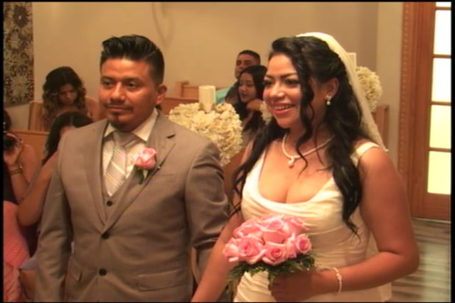 The Wedding of Daniel and Carmen July 23, 2016 @ 4pm