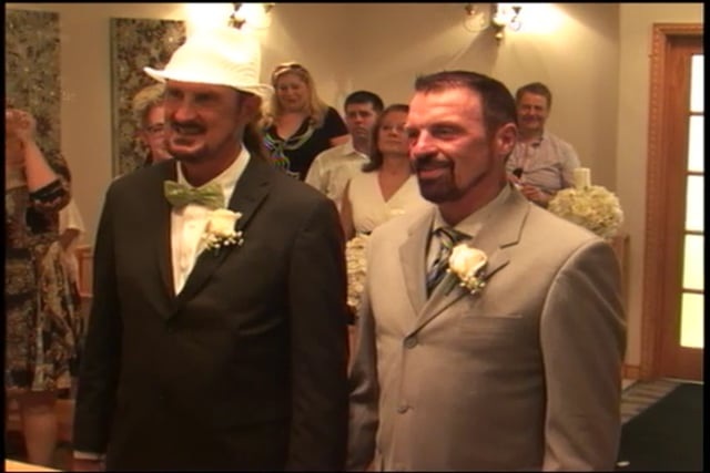 The Wedding of George and Terry July 23, 2016 @ 2pm