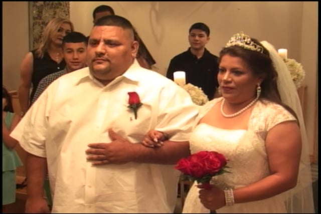 The Wedding of Saul and Karla July 30, 2016 @ 8pm