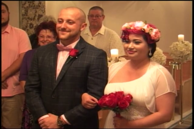 The Wedding of Sean and Laura July 30, 2016 @ 7pm
