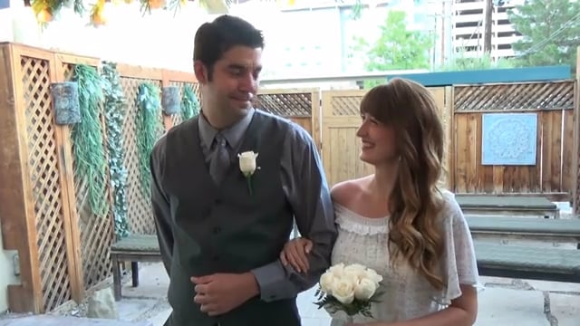 The Wedding of Jeffrey and Rebecca August 28, 2016 @ 7pm