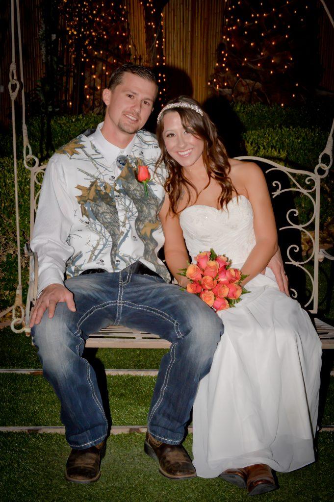 Corey Cassandra Wedding at Mon Bel Ami Wedding Chapel, Las Vegas