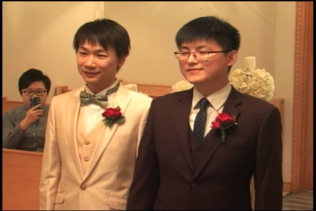 The Wedding of Fang and Jiang September 24, 2016 @ 7pm