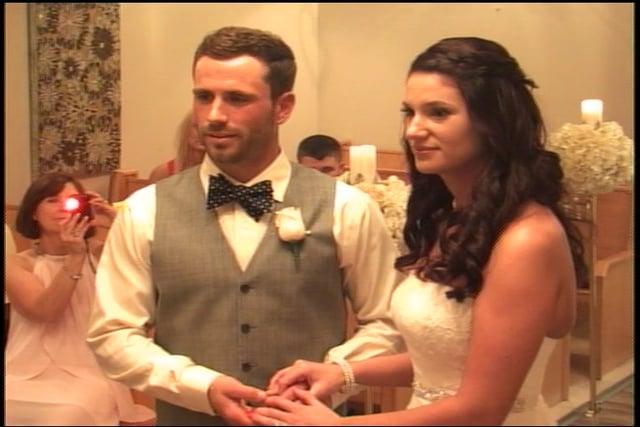 The Wedding of Derek and Rachel October 28, 2016 @ 2pm
