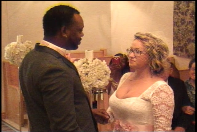 The Wedding of Reginald and Courtney October 29, 2016 @ 8pm