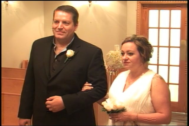 The Wedding of Regis and Emily November 27, 2016 @ 7pm