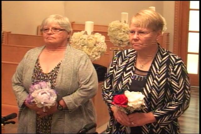 The Wedding of Linda and Pamela December 31, 2016 @ 1:30pm