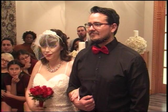 The Wedding of Xavier and Brandi January 28, 2017 @ 12pm