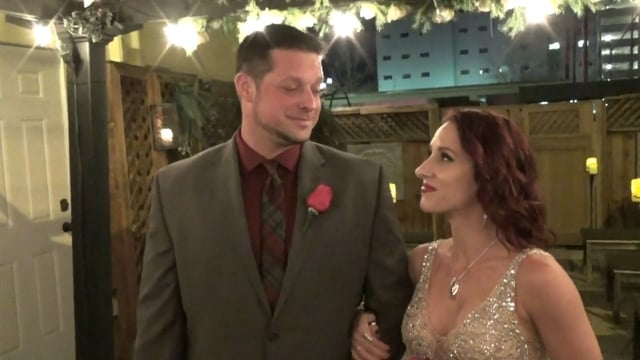 The Wedding of Todd and Amanda February 26, 2017 @ 6pm