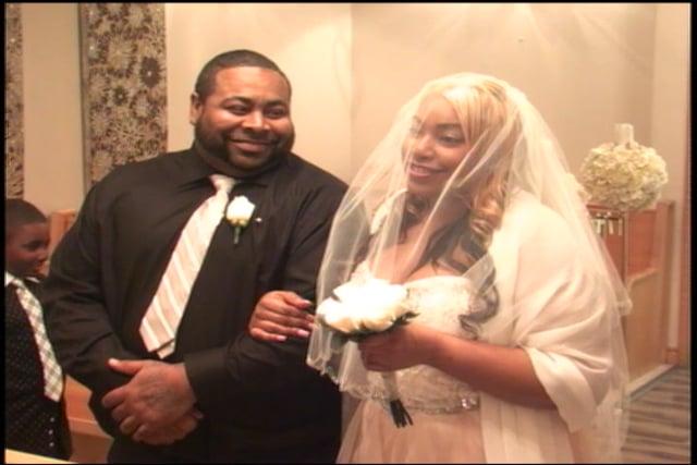 The Wedding of Jerrell and Kanana February 26, 2017 @ 3pm
