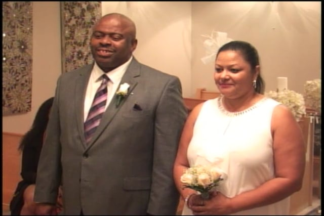 The Wedding of James and Chante February 25, 2017 @ 6pm