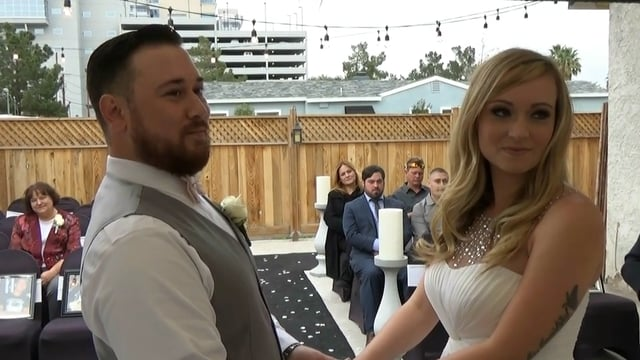 The Wedding of Troy and Daniella February 25, 2017 @ 4pm
