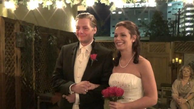 The Wedding of Alex and Sabine November 22, 2016 @ 5pm