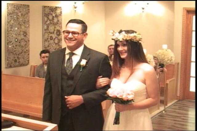 The Wedding of Michael and Samara November 25, 2016 @ 6pm