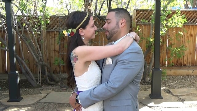 The Wedding of Eddie and Joanne March 27, 2017 @ 4pm