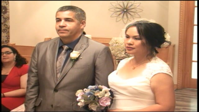 The Wedding of Billy and Annelyse April 30, 2017 @ 11am