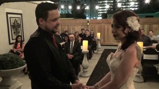 The Wedding of Jason and Caydee April 29, 2017 @ 8pm