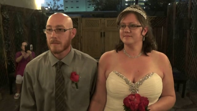 The Wedding of Daniel and Connie May 27, 2017 @ 8pm