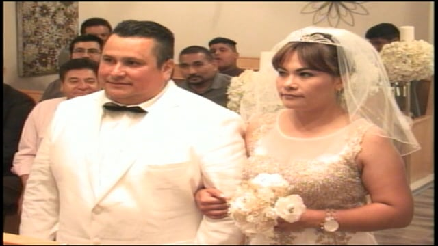 The Wedding of Omar and Elvira May 27, 2017 @ 7pm
