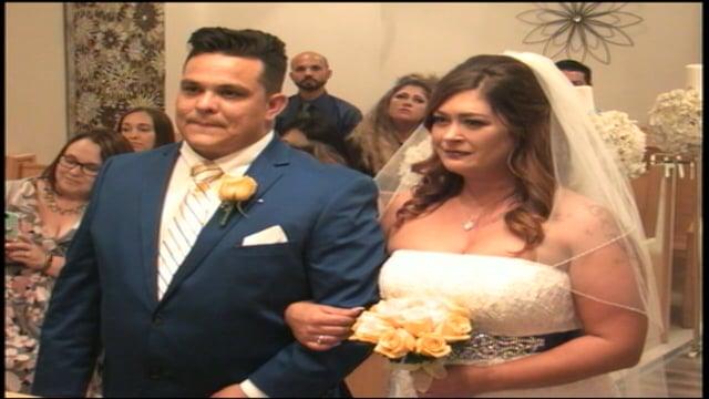 The Wedding of Richard and Amanda May 27, 2017 @ 6pm