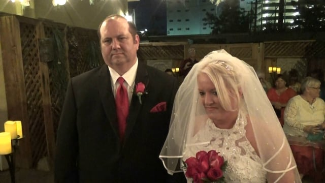 The Wedding of Randy and Staci May 30, 2017 @ 8pm