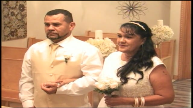 The Wedding of Efrain and Orie May 27, 2017 @ 4pm