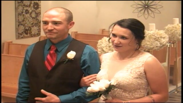 The Wedding of Jeryd and Stefanie May 30, 2017 @ 1pm