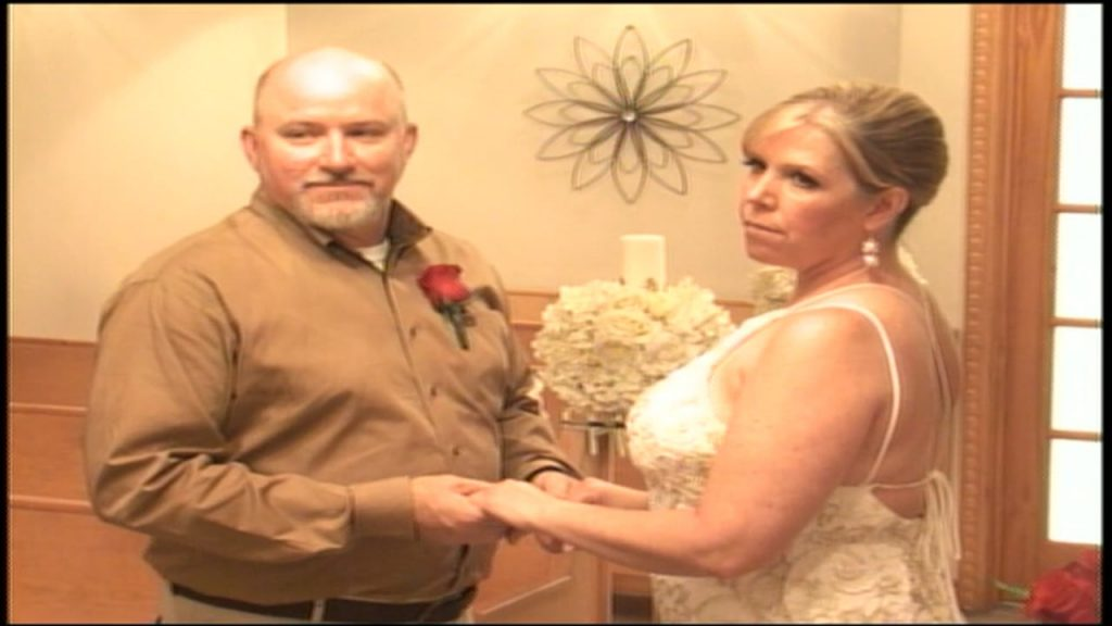 The Wedding of Daniel and Cindy June 27, 2017 @ 8pm