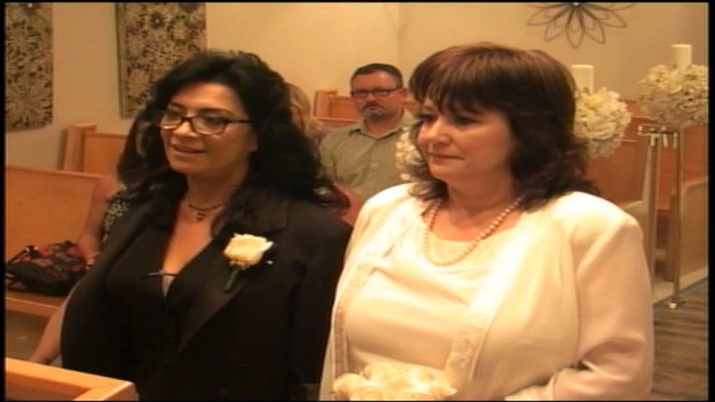 The Wedding of Christina and Pamela June 25, 2017 @ 7pm