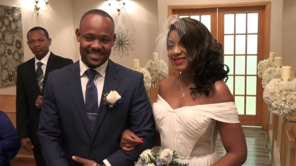 The Wedding of David and Myrdell August 26, 2017 @ 3pm