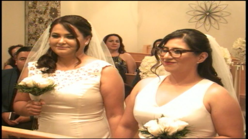 The Wedding of Rosalia and Maria August 26, 2017 @ 9pm