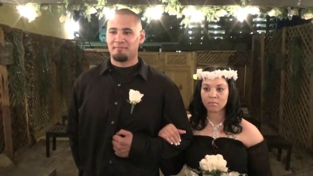 The Wedding of Julian and Amanda September 29, 2017 @ 8pm
