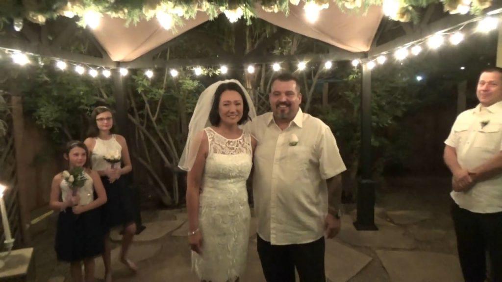 Mon Bel Ami The Wedding of Tony and Nina October 16, 2017 @ 7pm - Vimeo thumbnail
