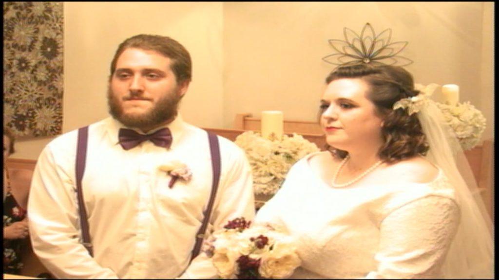 The Wedding of Tony and Trisha October 28, 2017 @ 4pm