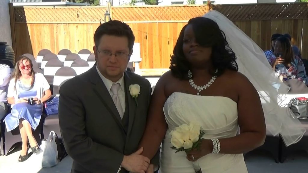 The Wedding of William and Leatrice October 28, 2017 @ 2pm