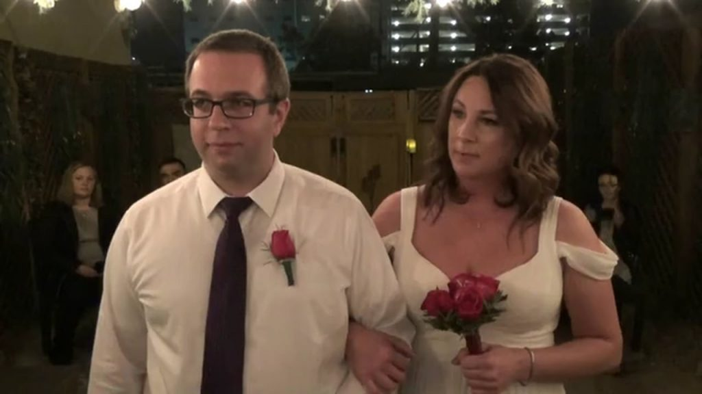 The Wedding of Jeremy and Kathy November 19, 2017 @ 7pm