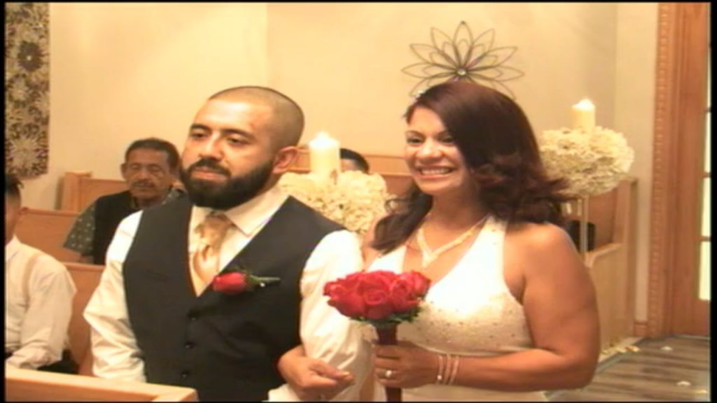 The Wedding of Sergio and Esmeralda November 22, 2017 @ 4pm