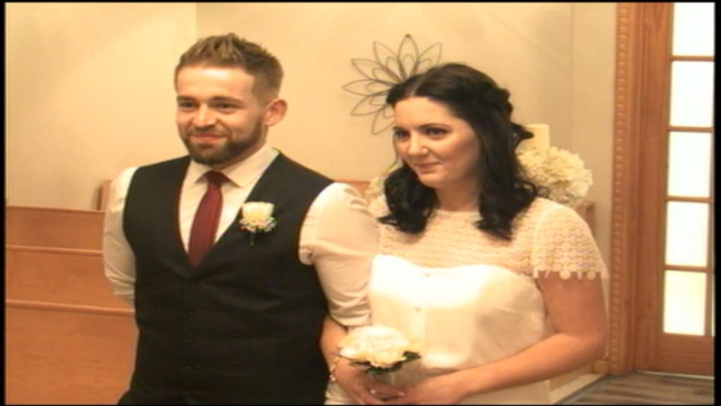 The Wedding of John-Joe and Rachel November 24, 2017 @ 3pm