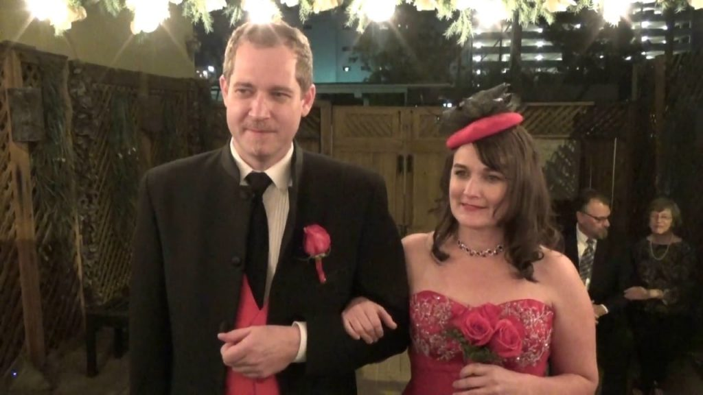 The Wedding of Ingo and Casey November 25, 2017 @ 6pm